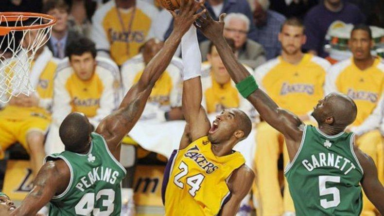 Newsweek AMPLIFY - Celtics Lakers Rivalry
