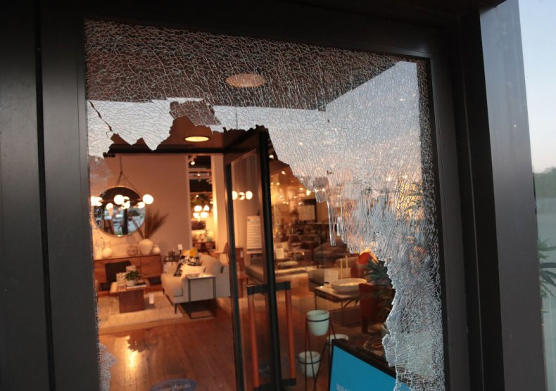 Police Shooting to Looting Chicago