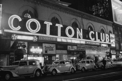 Cotton Club Alice Barker
