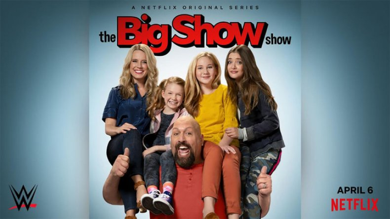 the big show show netflix poster