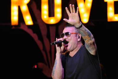 Steve Harwell Smash Mouth COVID Concert