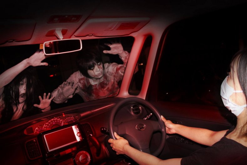 zombies-car