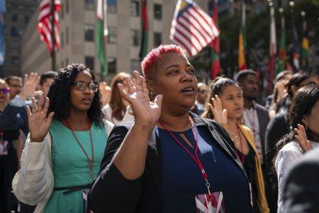 U.S. citizens renounce citizenship