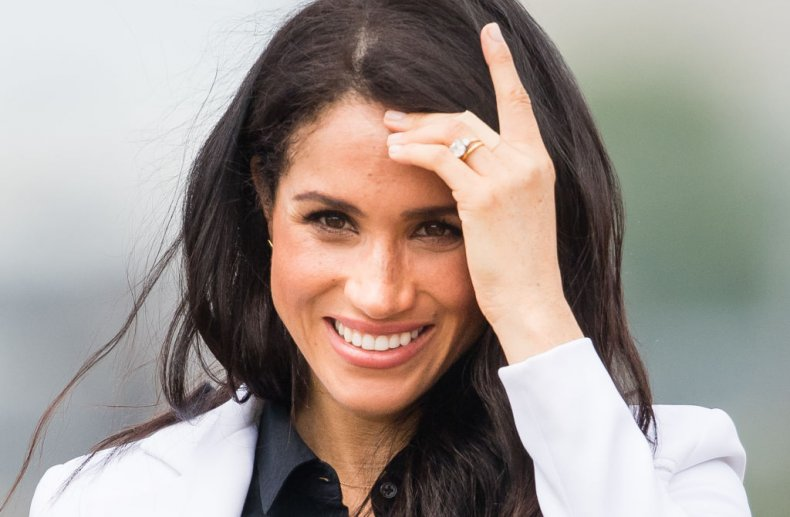 Meghan Markle at Invictus Games, Sidney