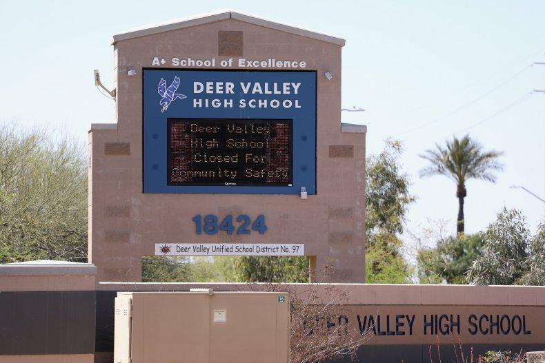Arizona high school closed coronavirus April 2020