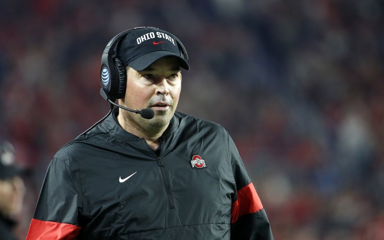 Ryan Day, Ohio State Buckeyes