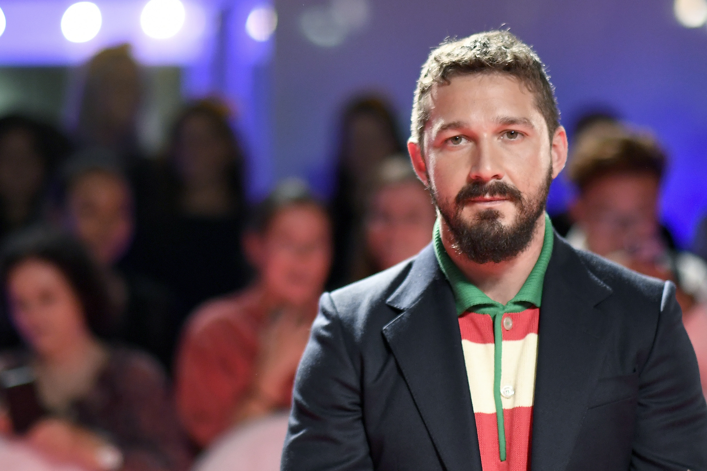 Shia LaBeouf's COVID test reaction is nothing when you know about his other wacky viral moments