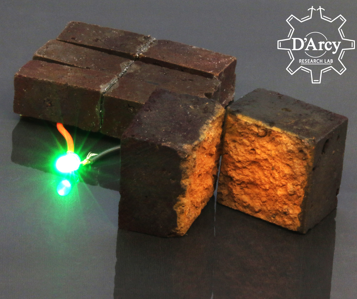 Bricks that store energy created by scientists and they could one day power your home