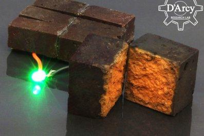 brick supercapacitor
