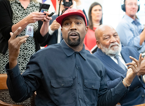 """Kanye West presidency odds """"worst ever"""" thanks to Kamala Harris announcement"""