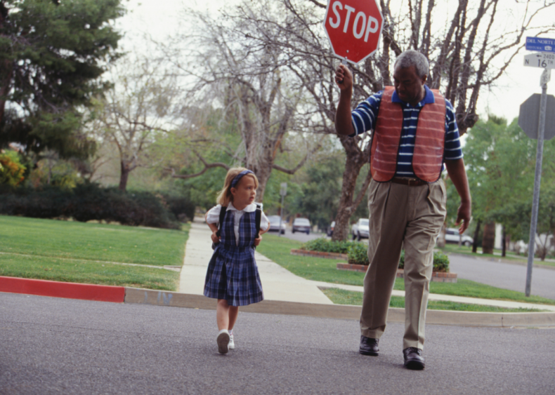 #49. Crossing guards