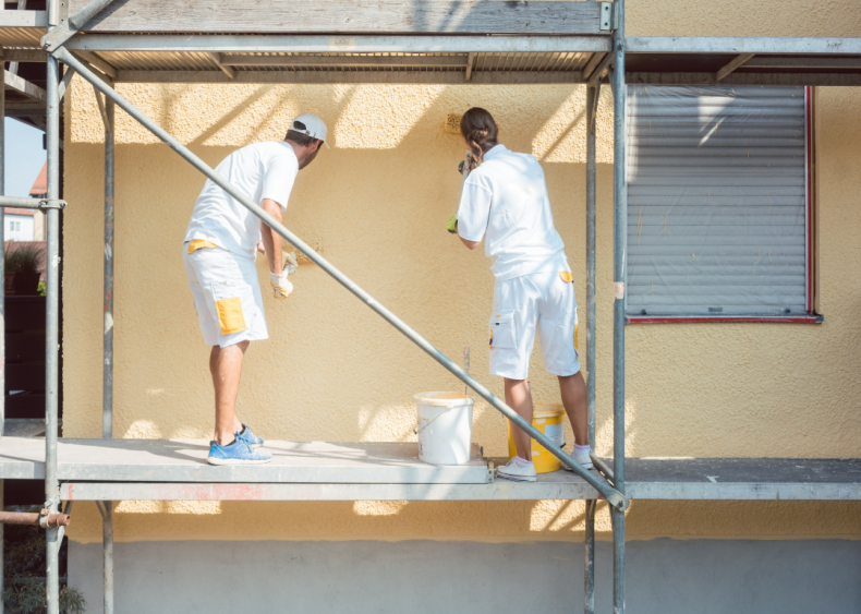 #48. Helpers—painters, paperhangers, plasterers, and stucco masons