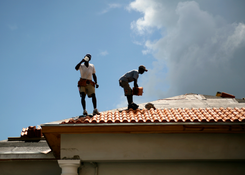 #44. Helpers—roofers