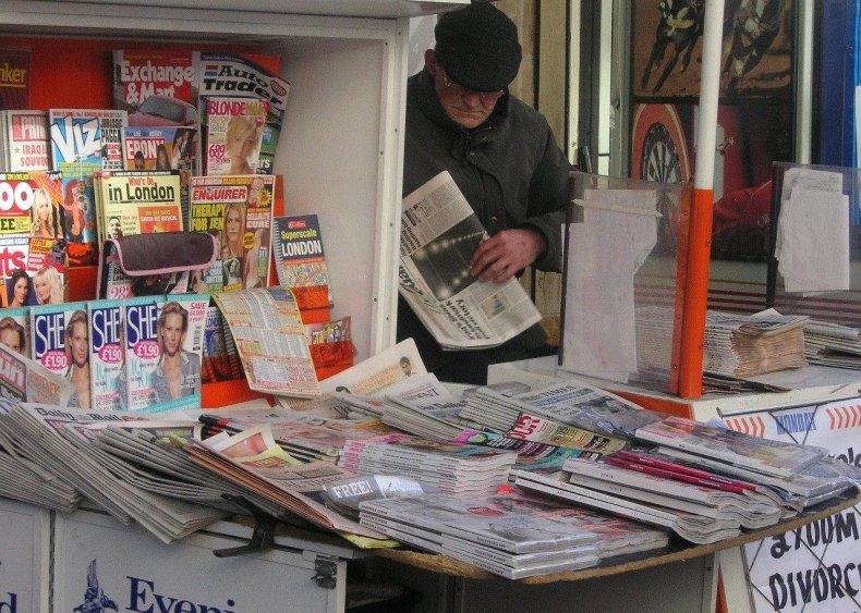#39. Door-to-door sales workers, news and street vendors, and related workers