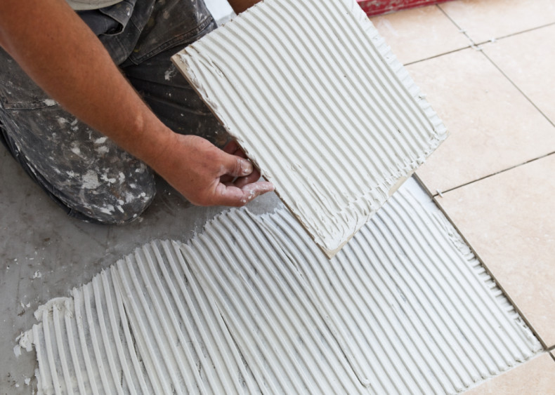 #29. Tile and marble setters