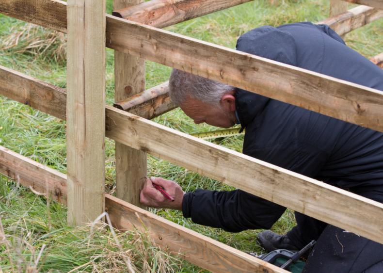 #28. Fence erectors