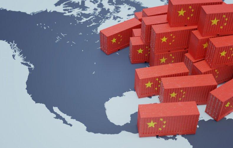us, china, cargo, container