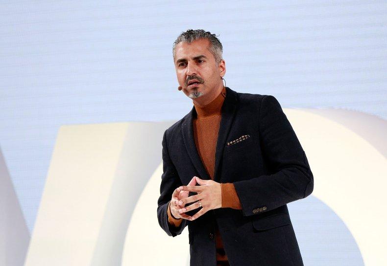 Maajid Nawaz in 2016