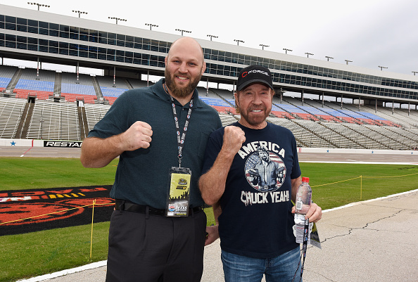 Chuck Norris says sports on TV is vital to America's recovery from COVID-19
