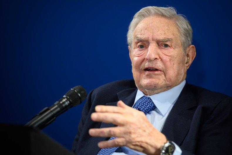 George Soros, Donald Trump, 2020 election, conman