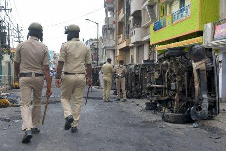India, Bangalore, riots, Muslims, Prophet Muhammad, blasphemy