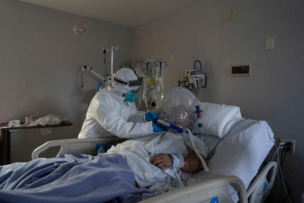 Coronavirus ravages 8 members of Texas family despite staying apart