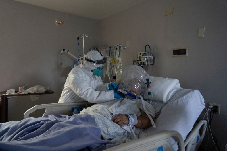 Houston Hospital Deals with Coronavirus