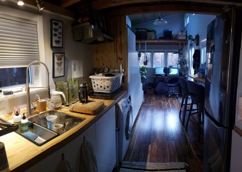 tiny homes, sustainable living