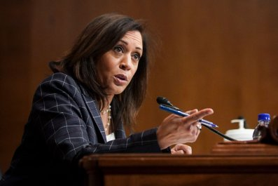 Sen. Kamala Harris of California