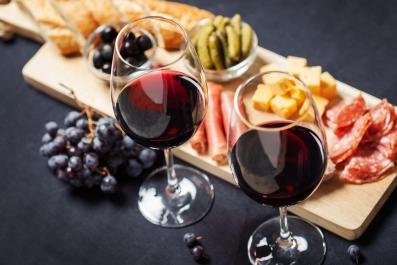 Newsweek AMPLIFY Benefits of Red Wine