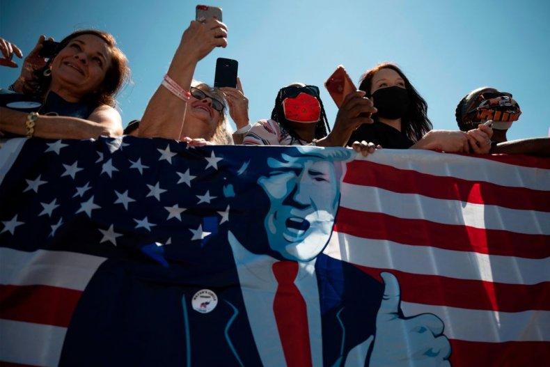 Women Trump Supporters