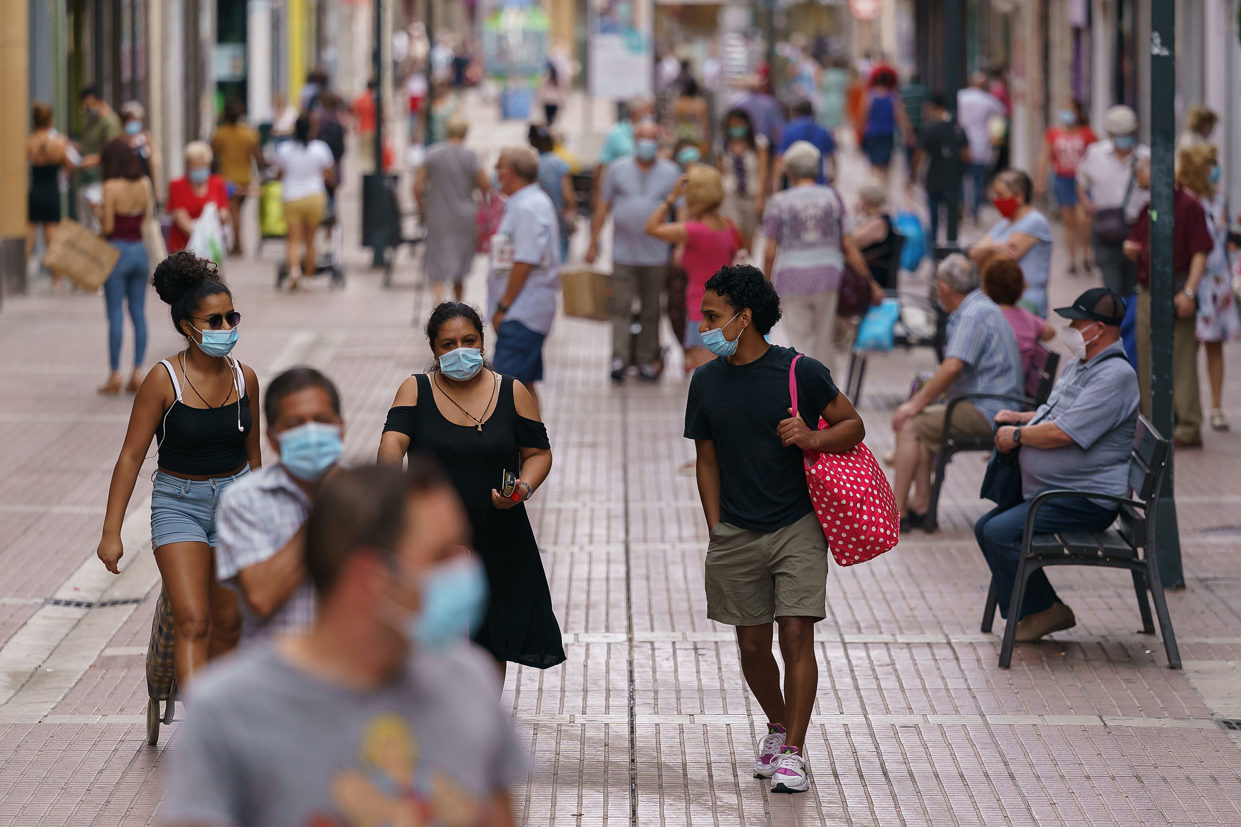 Europe faces critical moment as coronavirus cases surge in Spain, France, Germany