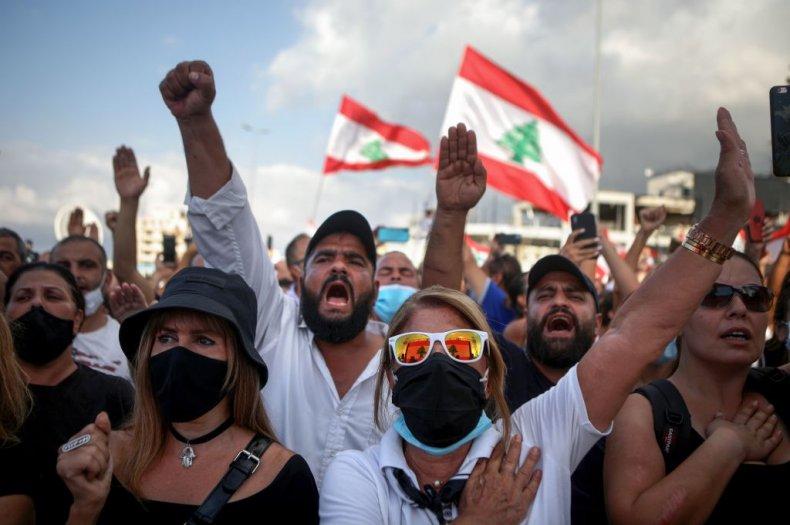 Lebanese chant