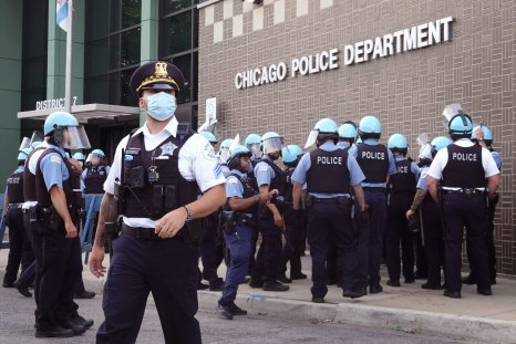 CPD Protest