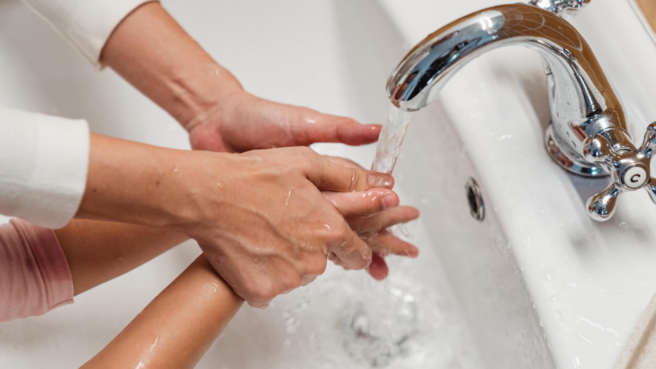 Newsweek Amplify - COVID19 Hand Hygiene
