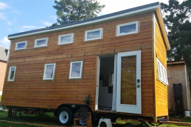 Tiny House, Sustainable Living