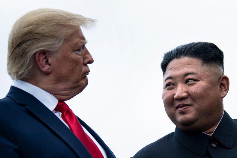 Donald Trump, Kim Jong Un, North Korea,letters