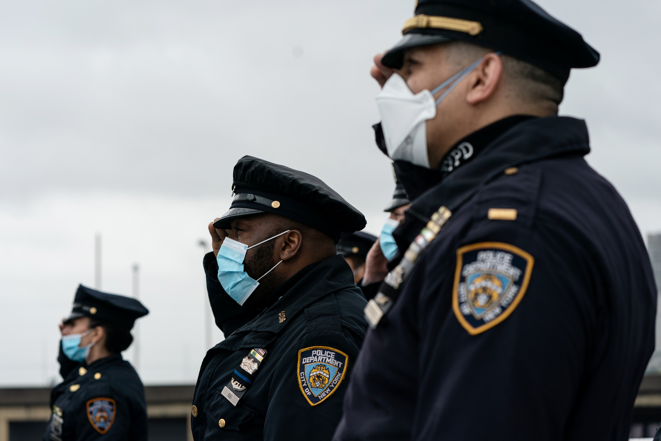 Is crime in New York City on the rise?