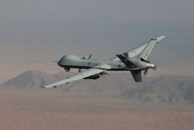 U.S. Air Force MQ-9 Reaper drone