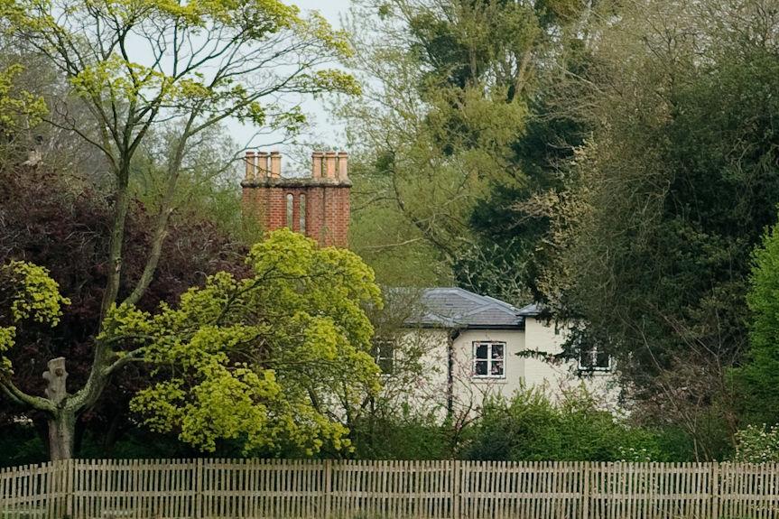 How Meghan Markle and Prince Harry's Santa Barbara and U.K. homes compare