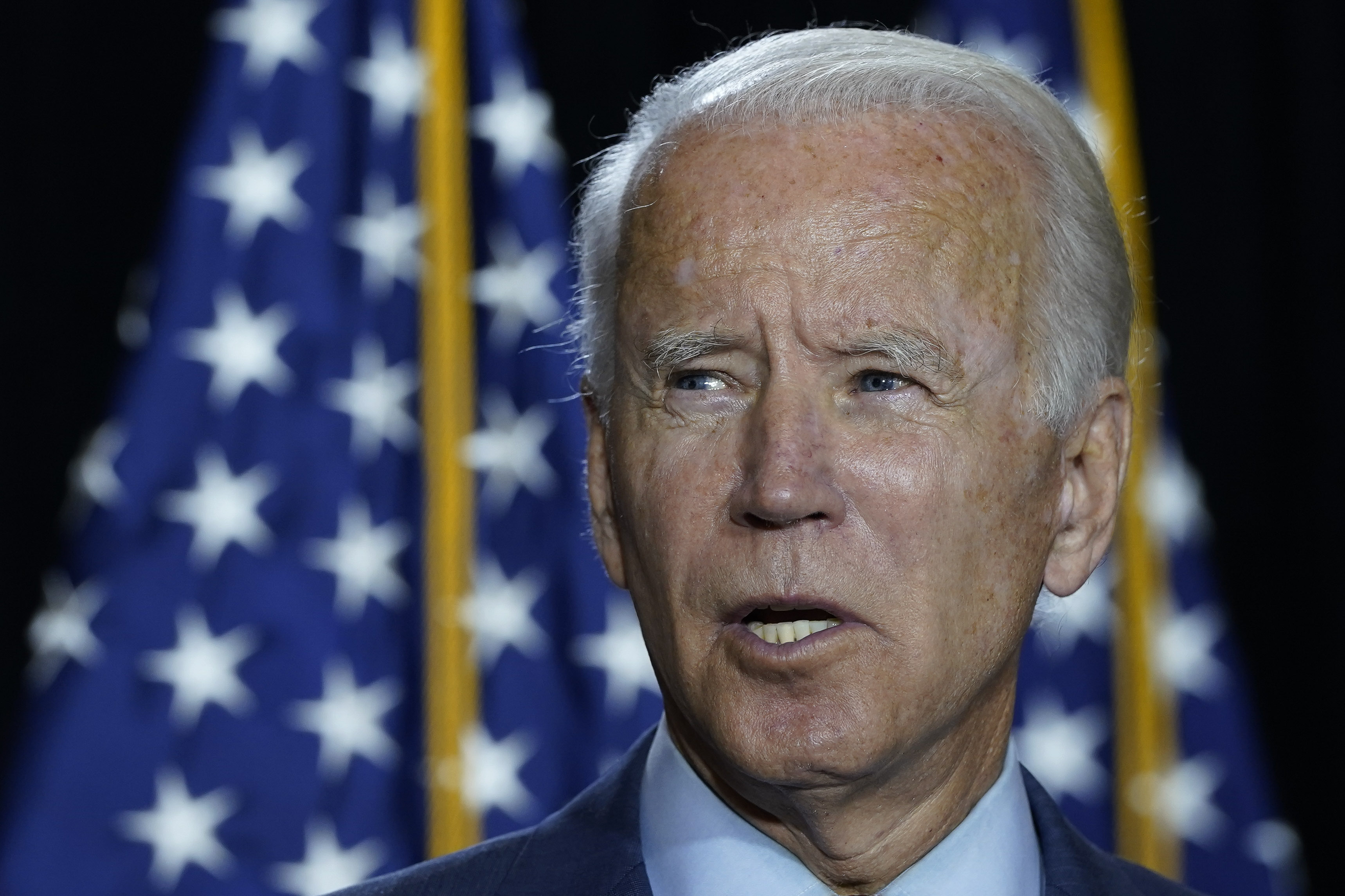 New Fox News poll shows Biden leading Trump in presidential election by 7 points
