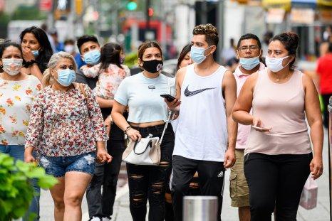 coronavirus, New York City