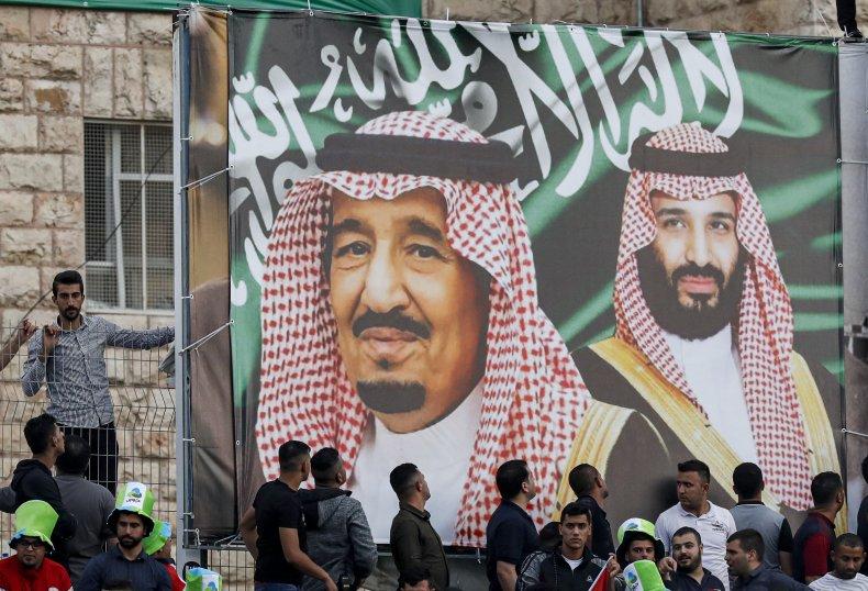 Israel, UAE, Saudi Arabia, MBS, King Salman