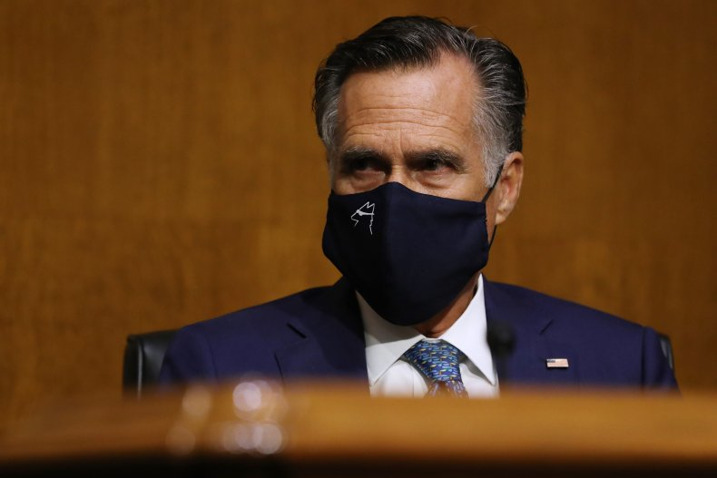 Mitt Romney becomes boogeyman for two Republicans