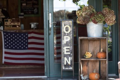 States with the most small businesses