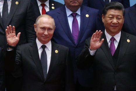 vladimir putin russia china jinping