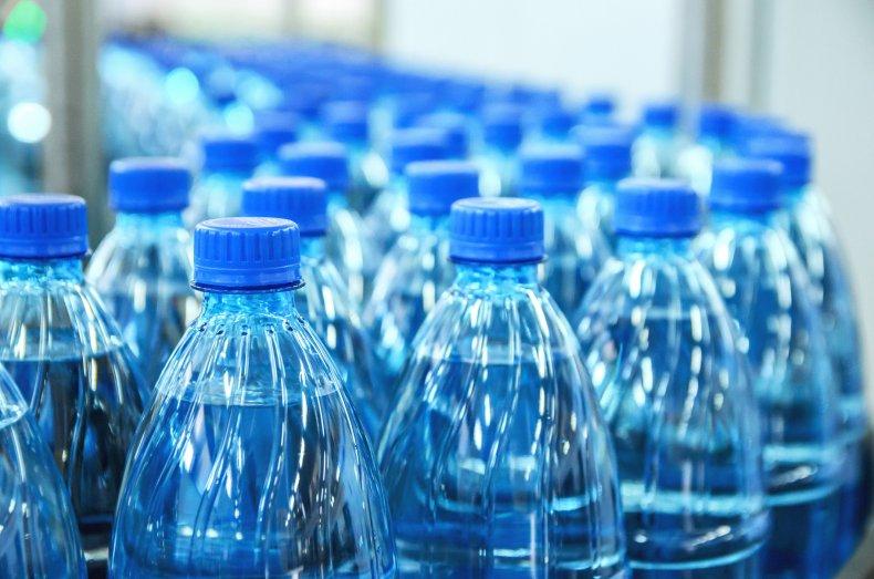 plastic bottles, stock, getty