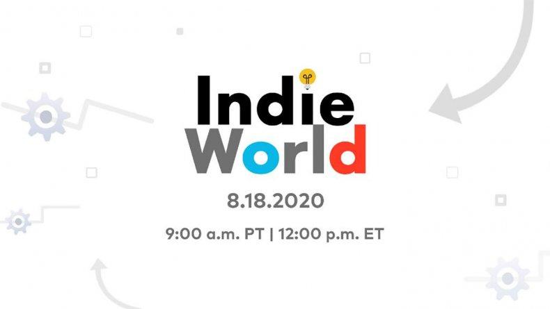 nintendo direct indie world showcase august 2020