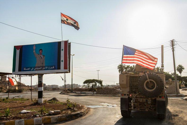 syria, us, military, bashar, assad