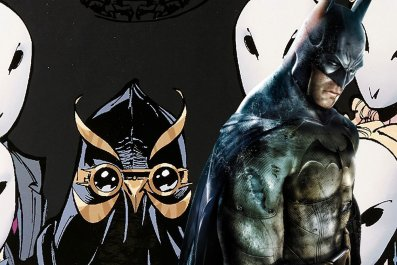 batman arkham court of owls game